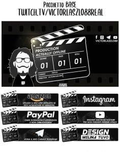 Melina Tuvo Design: grafiche personalizzate